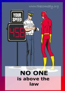 even you Flash!